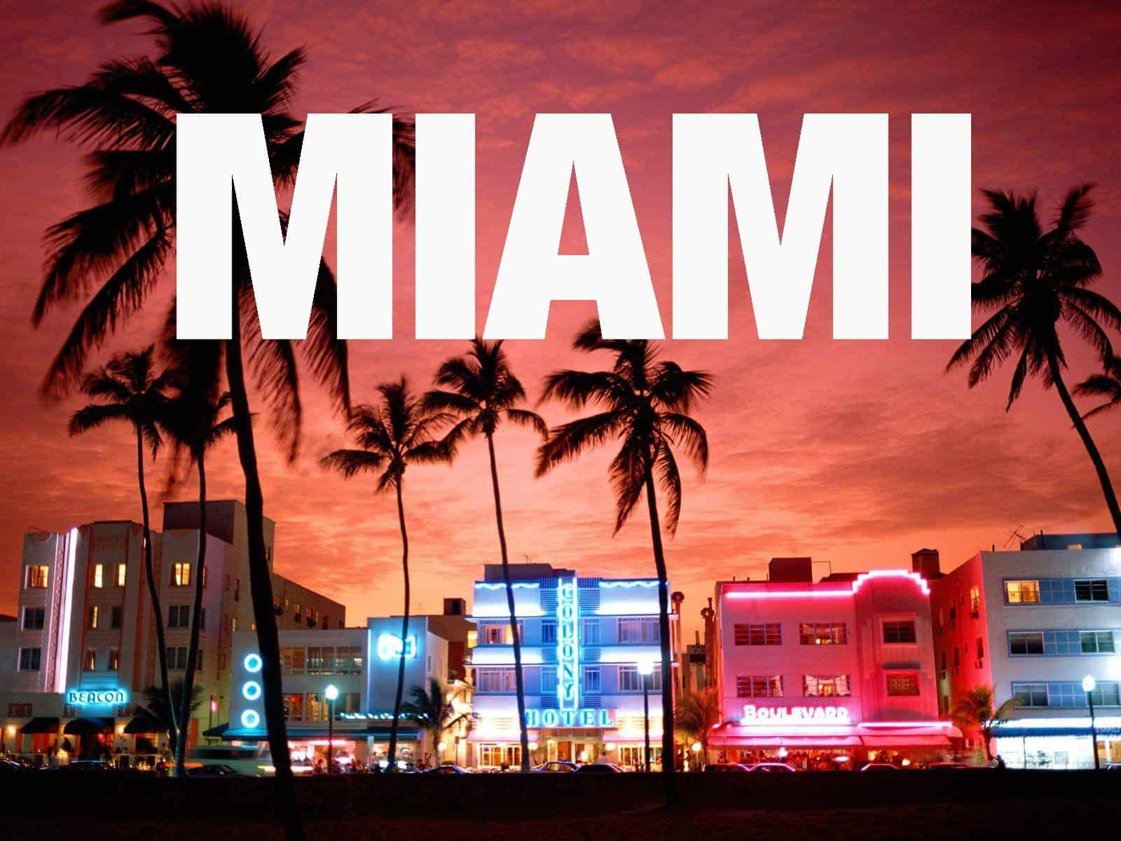 3 Must Visited Attractions in Miami Florida